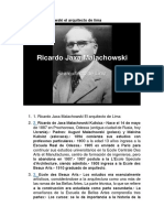 Ricardo Malakoski- Biografia - Obras