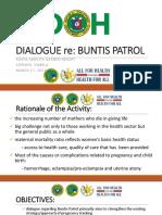 Dialogue 2017cordon