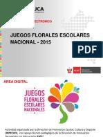 Elerning y Recursos Tic Plan de Integracion Digete 2014 Dp Parte III
