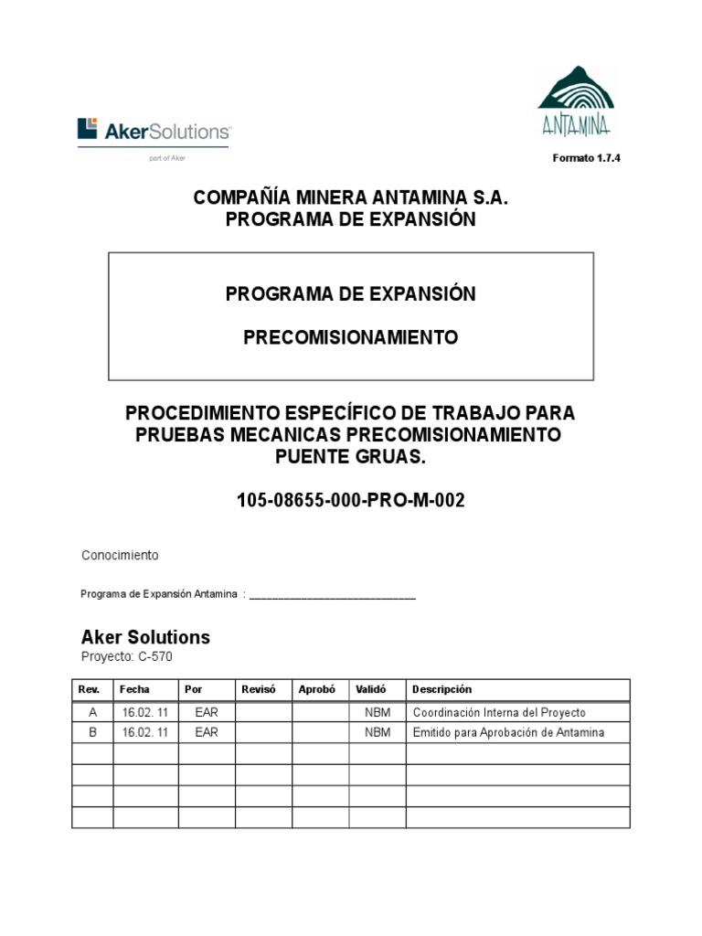 Único Plantilla De Procedimiento Libre Imagen - Ejemplo De ...
