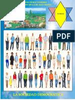 Libro de Omar Perez Tomedes La Sociedad Demoratica