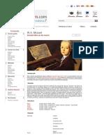 MusiClassroom - Grande Misa en Do Menor - W.a. Mozart - Analisis Musical Clasico
