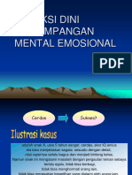 Bab IV.3. Deteksi Dini Penyimpanagan Mental Emosional