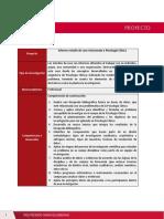 Proyecto psicologia clinica