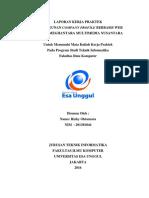 UEU Undergraduate 8282 Cover