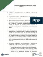Orientaciones Para Resolución Del Ejercicio Con Aplicación de Bombas Multifásicas