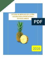 Estudio de Mercado de La Piña Golden