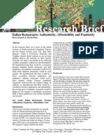 research brief template