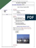 Analisis de Riesgos - Metodos Cualitativos - IfE- Indice de Fuego y Explosion