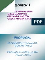 Proposal b.indo