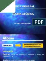 Tema 02- Teoría Atómica