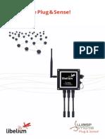 Waspmote Plug and Sense Sensors Guide