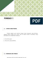 46394_S1-Pondasi I