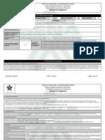 Reporte Proyecto Formativo - 991110 - Implementación de Sistema Cont
