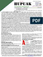 Thupuak Volume 12, Issue 45 (15 April 2018)