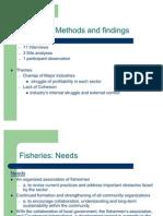 Fisheries Anglais