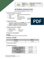 000_novalty - Informe Preliminar - Cytokin - Vid - Beta Belen - Piura
