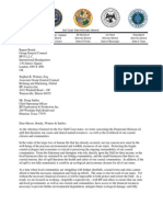 Gulf Attorneys General letter to BP