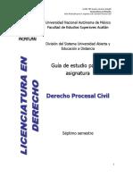35 Derecho Procesal Civil