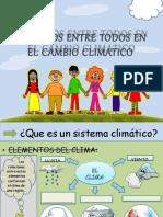 Calentamiento global  - causas