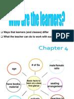 Met1 - Chapter 4