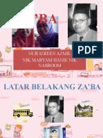 ZAABA