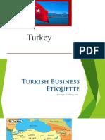 Turkey Ppt