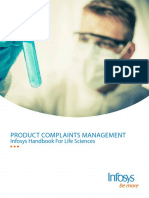 Product Complaints Management