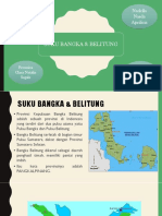 suku bangka belitung - tugas sejarah kebudayaan
