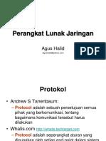 Perangkat Lunak Jaringan