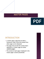 Master Pages