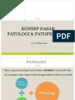 1. Dasar Patologi & Patofisiologi