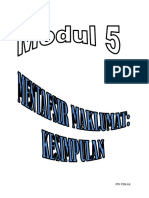 Modul 5 - Solaf Kps Kesimpulan