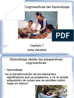 captulo7 perpectivas cognoscitivas del aprendizaje