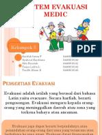Sistem Evakuasi Medic