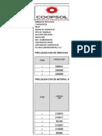 Liquidación Om Alumbrado Mtto Ayabaca - 2da