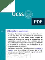 Clase n° 01-4 Paginas de buscadores academicos 2018