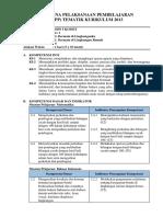 Rencana Pelaksanaan Pembelajaran Part 2