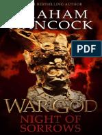 14. Graham Hancock - War God 3 - 2017