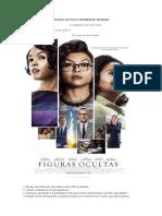Figuras Ocultas Dossier Cine Forum