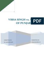 Virsa Singh