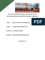 Faculatd de Medicina Humana y Ciencias de La Salud