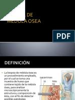Biopsia de Osea