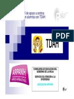 Programa Apoyo a Centros MPYanguela