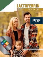 Lactoferrin Gold 1.8 - Prezentare Produs Si Tehnologie