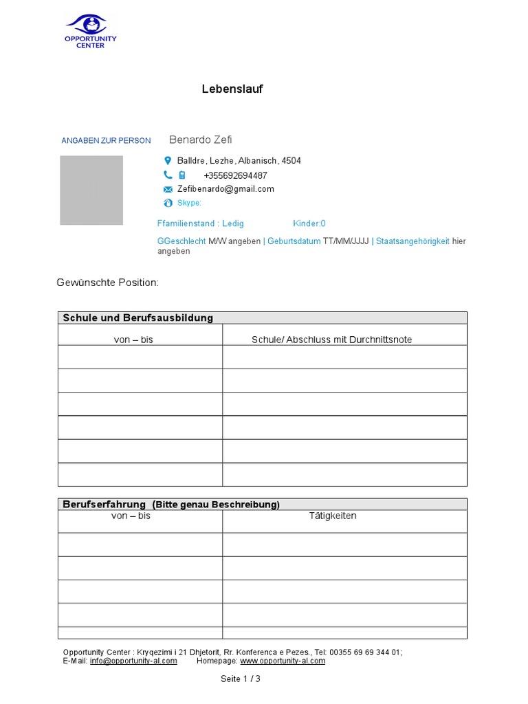 Ungewöhnlich Pianisten Lebenslauf Vorlage Ideen - Entry Level Resume ...