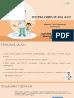 3. Otitis Media Akut
