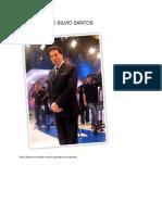 o Empresário Silvio Santos