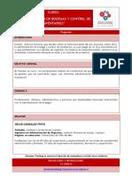 Administracion Bodega y Control de Inventarios