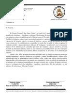 Invitacion Comercios y Entes Gubernamentales